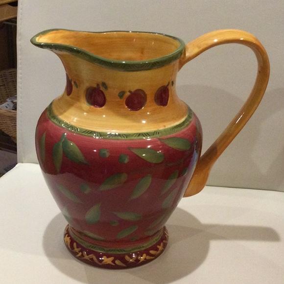 Decorative Foreside jug